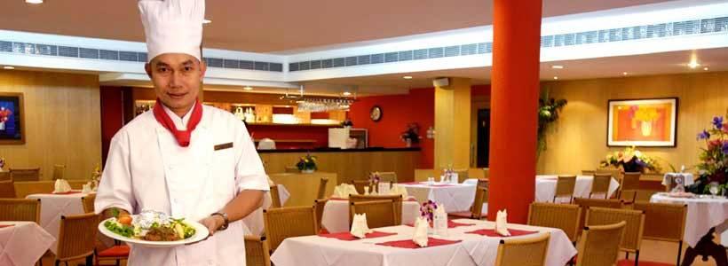 博仁大学餐厅
