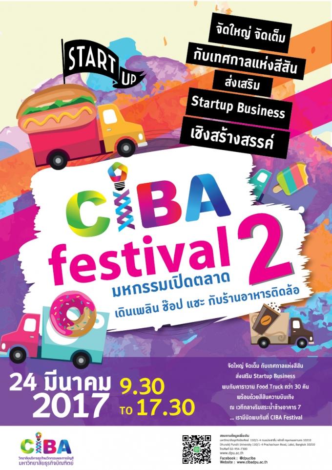 ciba festival